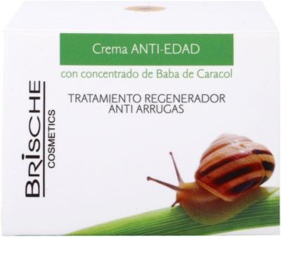 Brische Crema Anti-Edad Anti-Faltencreme mit Snail Extract 3