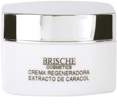 Brische Crema Anti-Edad crema antiarrugas con extracto de baba de caracol