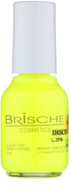 Brische Nail Polish Disco esmalte de uñas tono neón