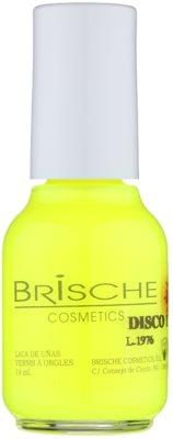 Brische Nail Polish Disco neonfarbener Nagellack
