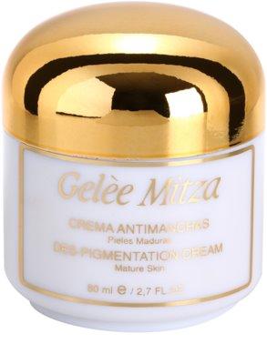 Brische Gelee Mitza creme anti-manchas de pigmentação