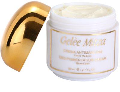 Brische Gelee Mitza creme anti-manchas de pigmentação 4