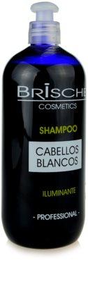 Brische Iluminante szampon do włosów rozjaśnionych