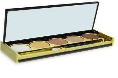 Brische Kit Profesional paleta farduri de ochi 1