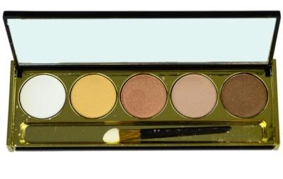 Brische Kit Profesional paleta farduri de ochi