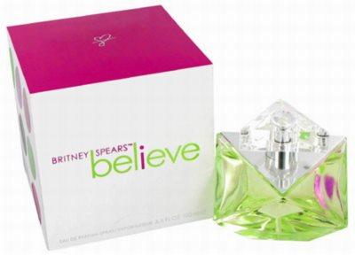 Britney Spears Believe eau de parfum para mujer