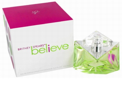 Britney Spears Believe парфумована вода для жінок