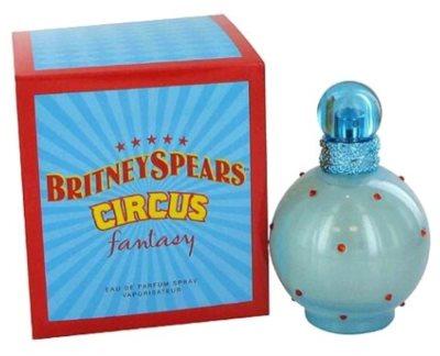 Britney Spears Circus Fantasy eau de parfum para mujer