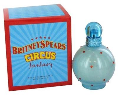 Britney Spears Circus Fantasy woda perfumowana dla kobiet