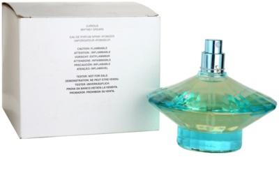 Britney Spears Curious eau de parfum teszter nőknek 1
