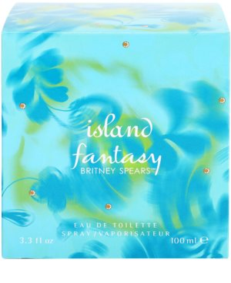 Britney Spears Fantasy Island Eau de Toilette für Damen 4