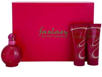 Britney Spears Fantasy Geschenksets