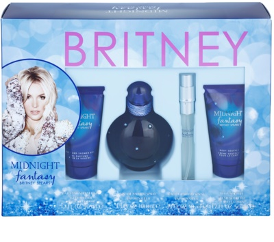 Britney Spears Fantasy Midnight Gift Set 2