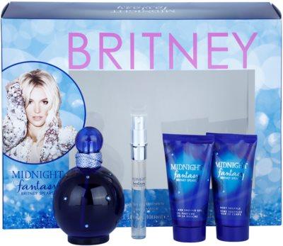 Britney Spears Fantasy Midnight Geschenksets