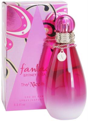 Britney Spears Fantasy The Nice Remix eau de parfum para mujer 1