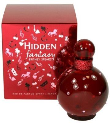 Britney Spears Hidden Fantasy Eau de Parfum para mulheres