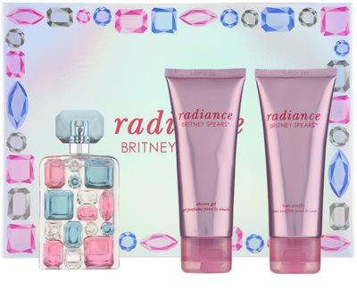 Britney Spears Radiance darilni set