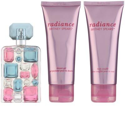 Britney Spears Radiance set cadou 1