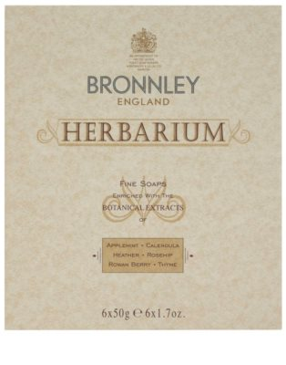 Bronnley Herbarium Kosmetik-Set  I. 2