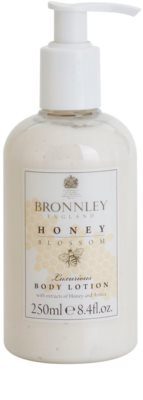 Bronnley Honey Blossom nyugtató testápoló tej
