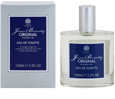 Bronnley James Bronnley Original eau de toilette férfiaknak