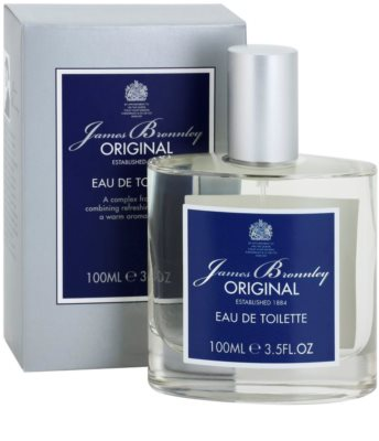 Bronnley James Bronnley Original Eau de Toilette für Herren 1