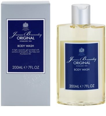 Bronnley James Bronnley Original gel de duche para homens 1