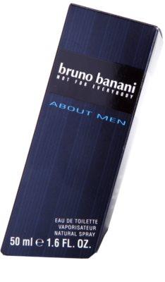 Bruno Banani About Men eau de toilette férfiaknak 4