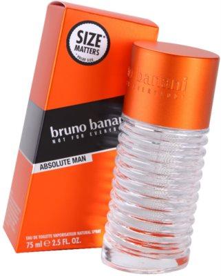 Bruno Banani Absolute Man Eau de Toilette für Herren 1