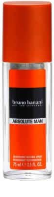 Bruno Banani Absolute Man desodorante con pulverizador para hombre
