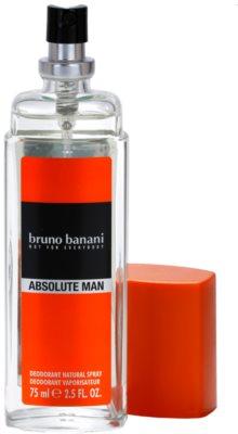 Bruno Banani Absolute Man Deodorant spray pentru barbati 1
