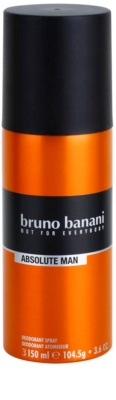 Bruno Banani Absolute Man desodorante en spray para hombre