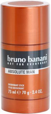 Bruno Banani Absolute Man desodorizante em stick para homens