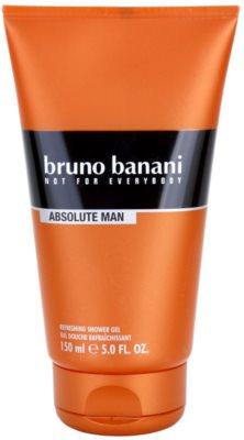 Bruno Banani Absolute Man gel de ducha para hombre