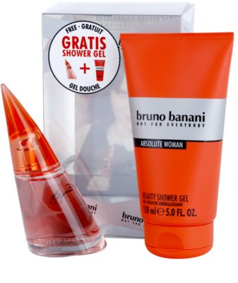 Bruno Banani Absolute Woman lote de regalo