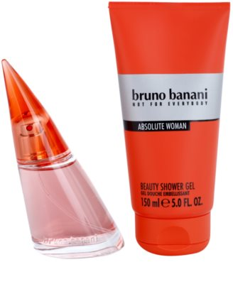 Bruno Banani Absolute Woman lote de regalo 2