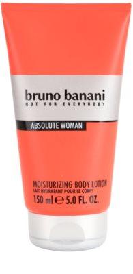Bruno Banani Absolute Woman Körperlotion für Damen