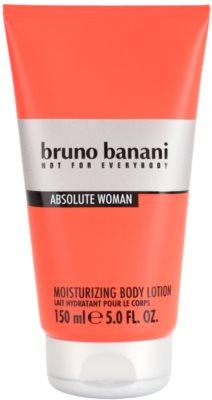 Bruno Banani Absolute Woman leche corporal para mujer