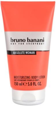 Bruno Banani Absolute Woman telové mlieko pre ženy