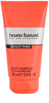 Bruno Banani Absolute Woman gel de ducha para mujer