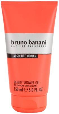 Bruno Banani Absolute Woman gel de duche para mulheres