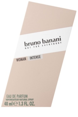 Bruno Banani Bruno Banani Woman Intense Eau de Parfum para mulheres 1