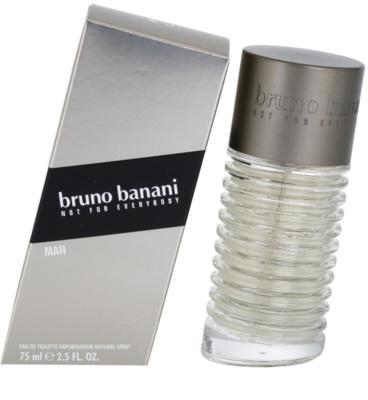 Bruno Banani Bruno Banani Man Eau de Toilette für Herren