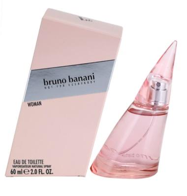 Bruno Banani Bruno Banani Woman Eau de Toilette para mulheres