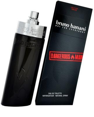 Bruno Banani Dangerous Man Eau de Toilette pentru barbati