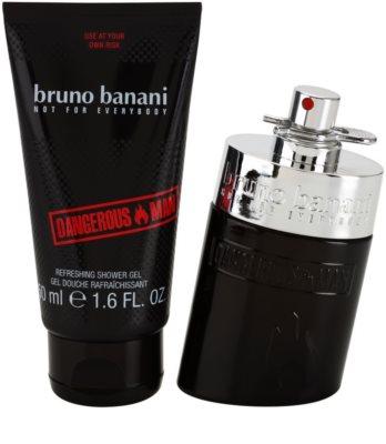 Bruno Banani Dangerous Man Geschenkset 1
