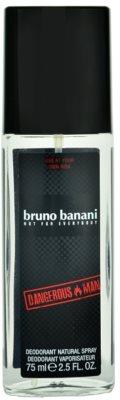 Bruno Banani Dangerous Man desodorante con pulverizador para hombre