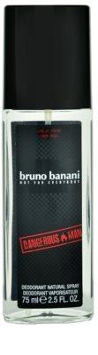 Bruno Banani Dangerous Man дезодорант з пульверизатором для чоловіків
