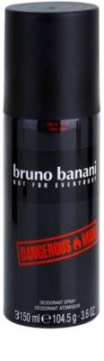 Bruno Banani Dangerous Man deodorant Spray para homens