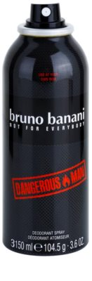 Bruno Banani Dangerous Man Deo-Spray für Herren 1